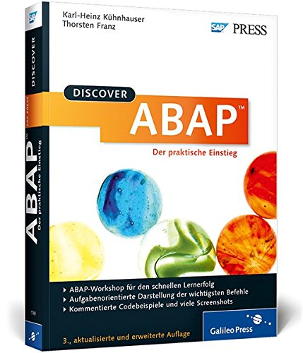 9783836217491: Discover ABAP