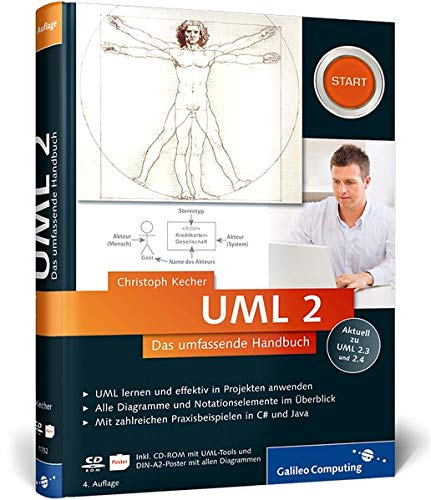 9783836217521: UML 2: Das umfassende Handbuch