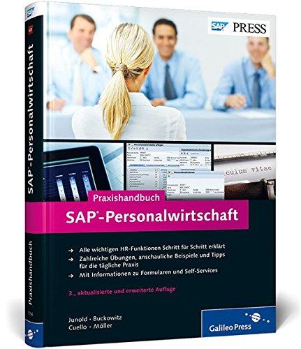 9783836217668: Praxishandbuch SAP-Personalwirtschaft