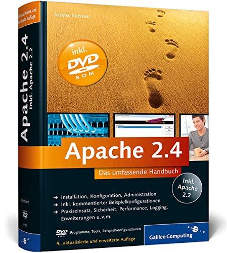 Apache 2.4: Sascha Kersken