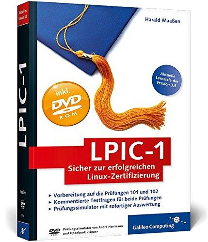 9783836217804: LPIC-1