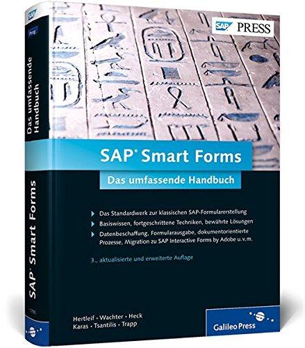 9783836217934: SAP Smart Forms: Das umfassende Handbuch