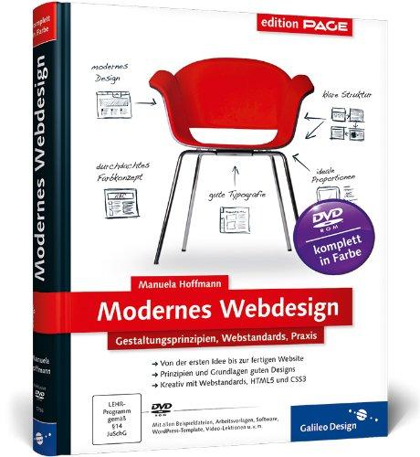 9783836217965: Modernes Webdesign