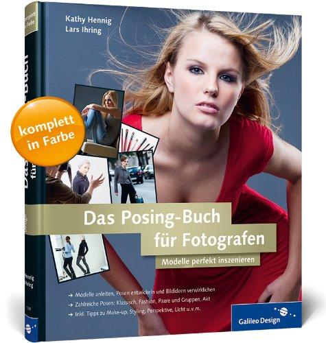9783836217989: Das Posing-Buch für Fotografen