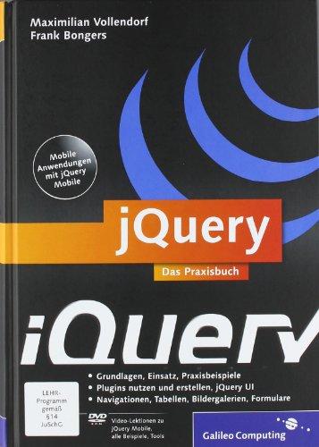 9783836218108: jQuery: Das Praxisbuch
