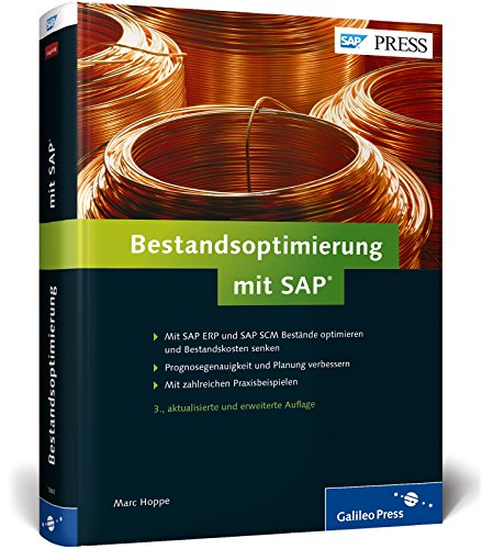 Bestandsoptimierung mit SAP (SAP PRESS): Marc Hoppe