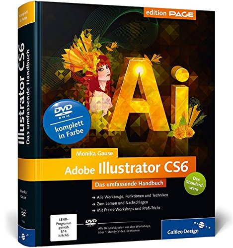 9783836218863: Adobe Illustrator CS6