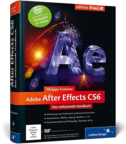 9783836218924: Adobe After Effects CS6