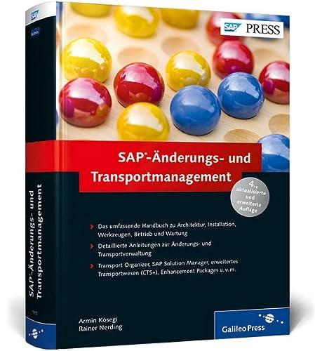 SAP-Änderungs- und Transportmanagement: Armin Kösegi