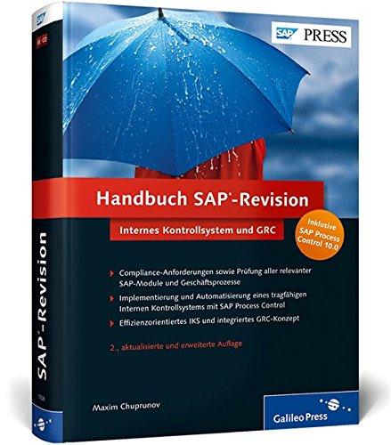 Handbuch SAP-Revision: Maxim Chuprunov