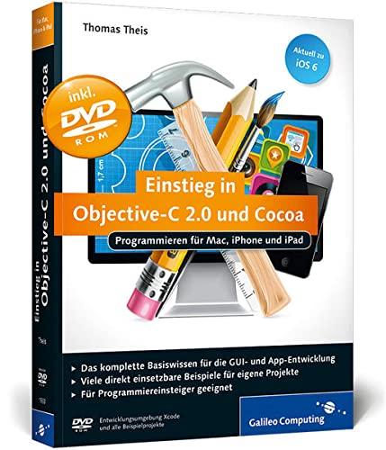 9783836219334: Einstieg in Objective-C 2.0 und Cocoa