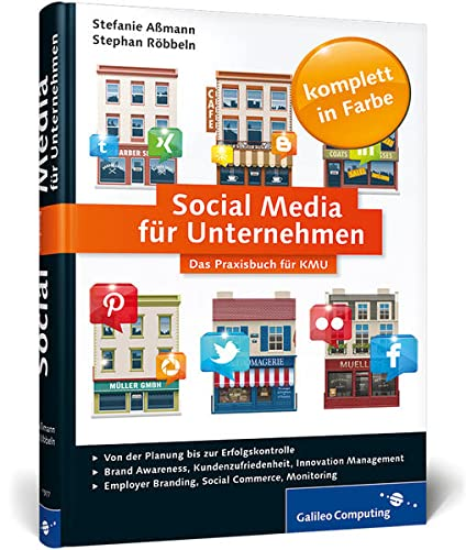 9783836219778: Social Media für Unternehmen