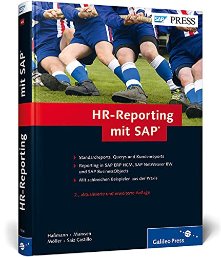 9783836219860: HR-Reporting mit SAP