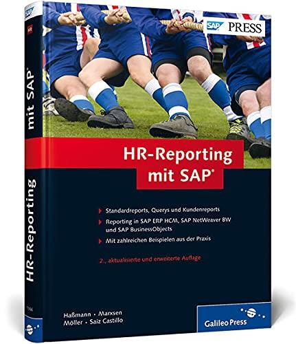 HR-Reporting mit SAP: Richard Haßmann