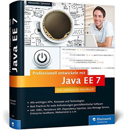 9783836220040: Professionell entwickeln mit Java EE 7: Das umfassende Handbuch