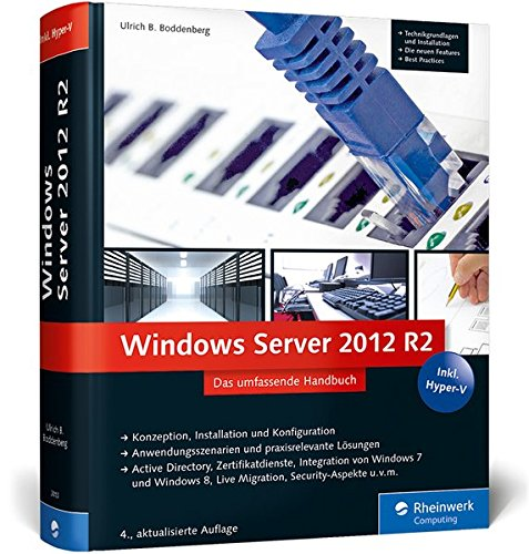 Windows Server 2012 R2: Ulrich B. Boddenberg