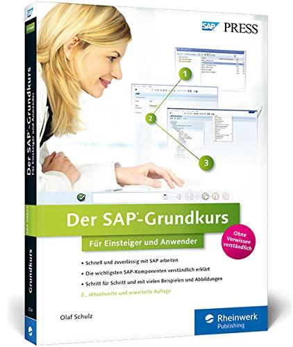 9783836220347: Der SAP-Grundkurs für Einsteiger und Anwender