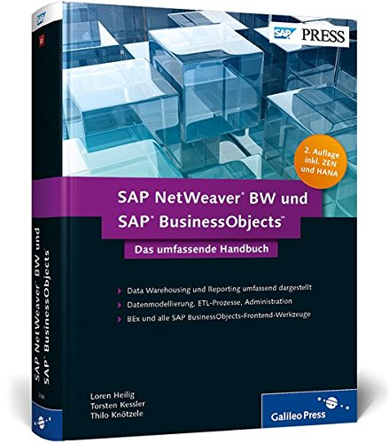9783836220484: SAP NetWeaver BW und SAP BusinessObjects