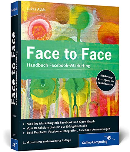 9783836222129: Face to Face: Handbuch Facebook-Marketing