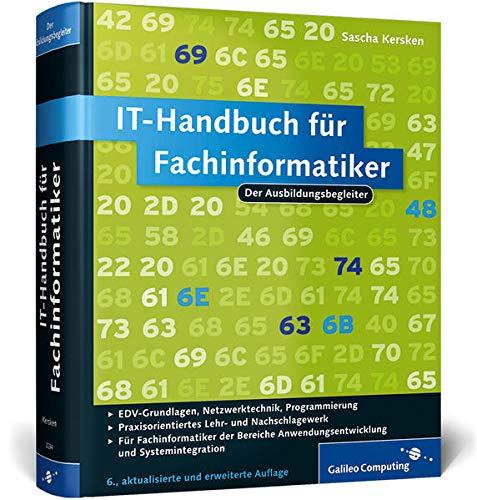 9783836222341: IT-Handbuch für Fachinformatiker