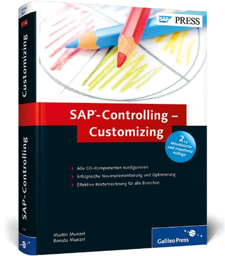SAP-Controlling - Customizing: Martin Munzel