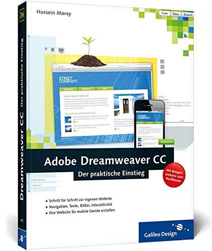 9783836224529: Adobe Dreamweaver CC: Der praktische Einstieg