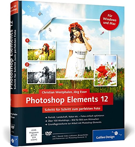 9783836226530: Westphalen, C: Photoshop Elements 12