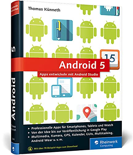 9783836226653: Android 5