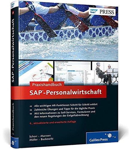 Praxishandbuch SAP-Personalwirtschaft: Corinna Schorr