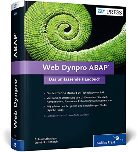 Web Dynpro ABAP: Roland Schwaiger