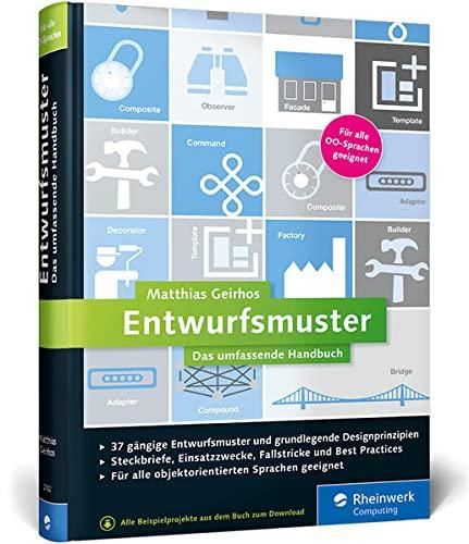 9783836227629: Entwurfsmuster: Das umfassende Handbuch