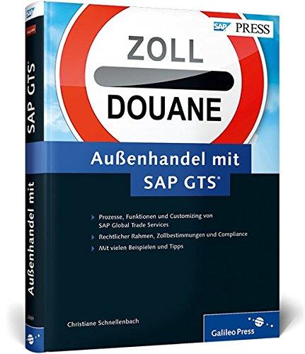 Außenhandel mit SAP GTS: Christiane Schnellenbach