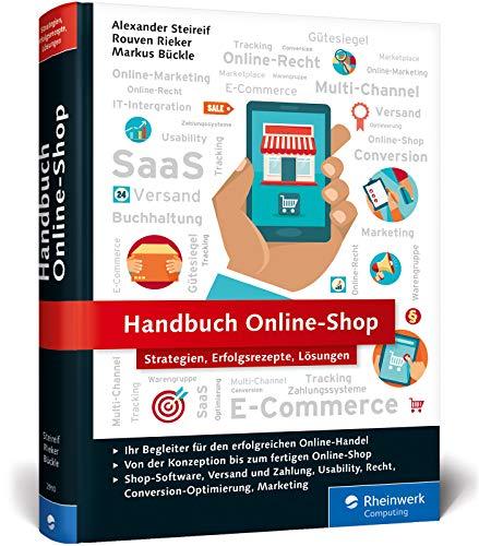 9783836229104: Handbuch Online-Shop: Erfolgsrezepte für den Online-Handel