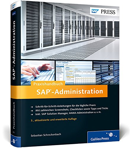 Praxishandbuch SAP-Administration: Sebastian Schreckenbach