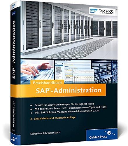 sap administration practical guide sebastian schreckenbach pdf