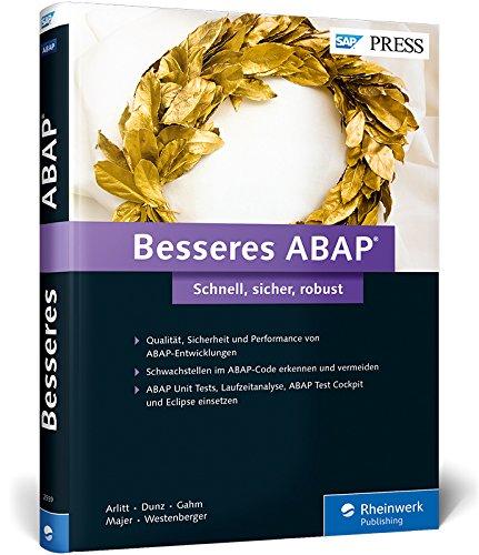Besseres ABAP: Robert Arlitt