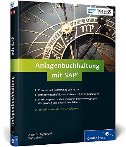 Anlagenbuchhaltung mit SAP: Dieter Schlagenhauf