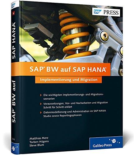 SAP BW auf SAP HANA: Matthias Merz