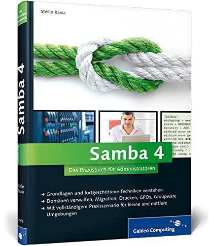 9783836229739: Samba 4: Das Praxisbuch für Administratoren