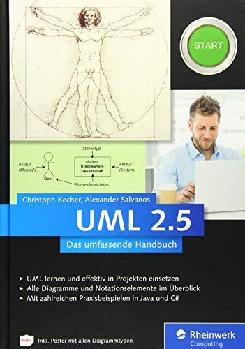 9783836229777: UML 2.5: Das umfassende Handbuch