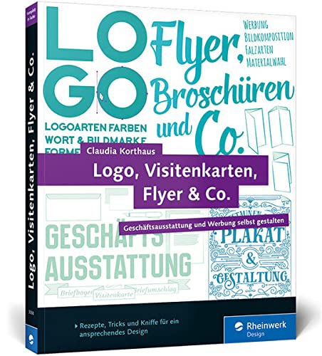9783836230384 Logo Visitenkarten Flyer Co