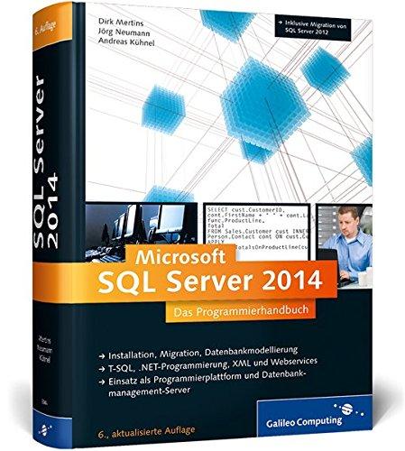 SQL Server 2014: Dirk Mertins