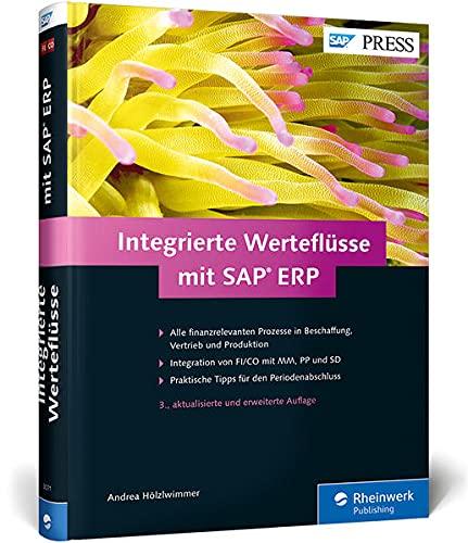 Integrierte Werteflüsse mit SAP ERP: Andrea Hölzlwimmer