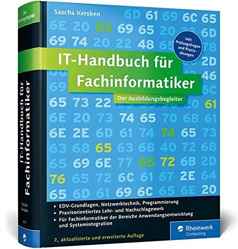 9783836234733: IT-Handbuch für Fachinformatiker