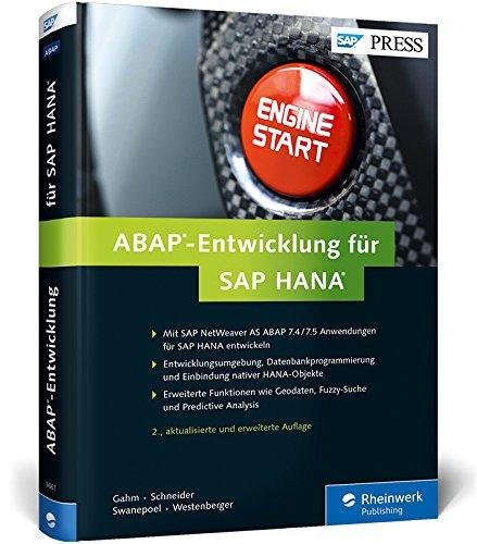 9783836236614: ABAP-Entwicklung für SAP HANA