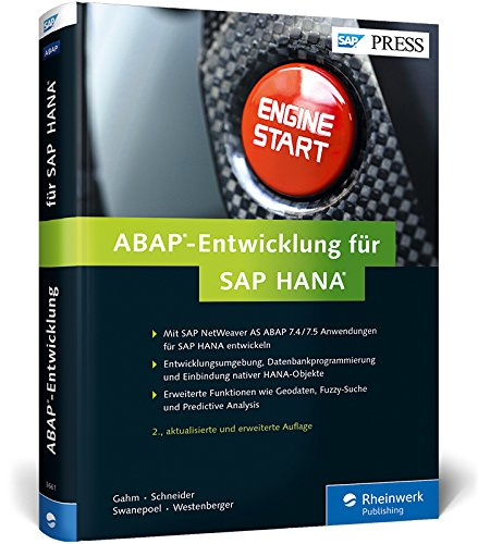 ABAP-Entwicklung für SAP HANA: Hermann Gahm