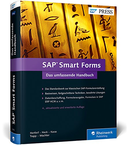 SAP Smart Forms: Werner Hertleif