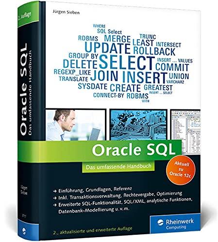 Oracle SQL: Jürgen Sieben