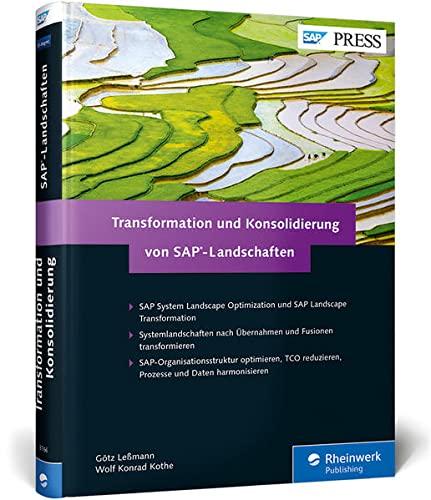 Transformation und Konsolidierung von SAP-Landschaften: Götz Leßmann