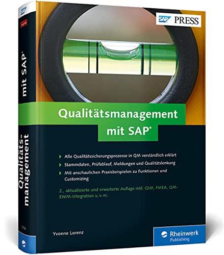 9783836237864: Qualitätsmanagement mit SAP: Das umfassende Handbuch